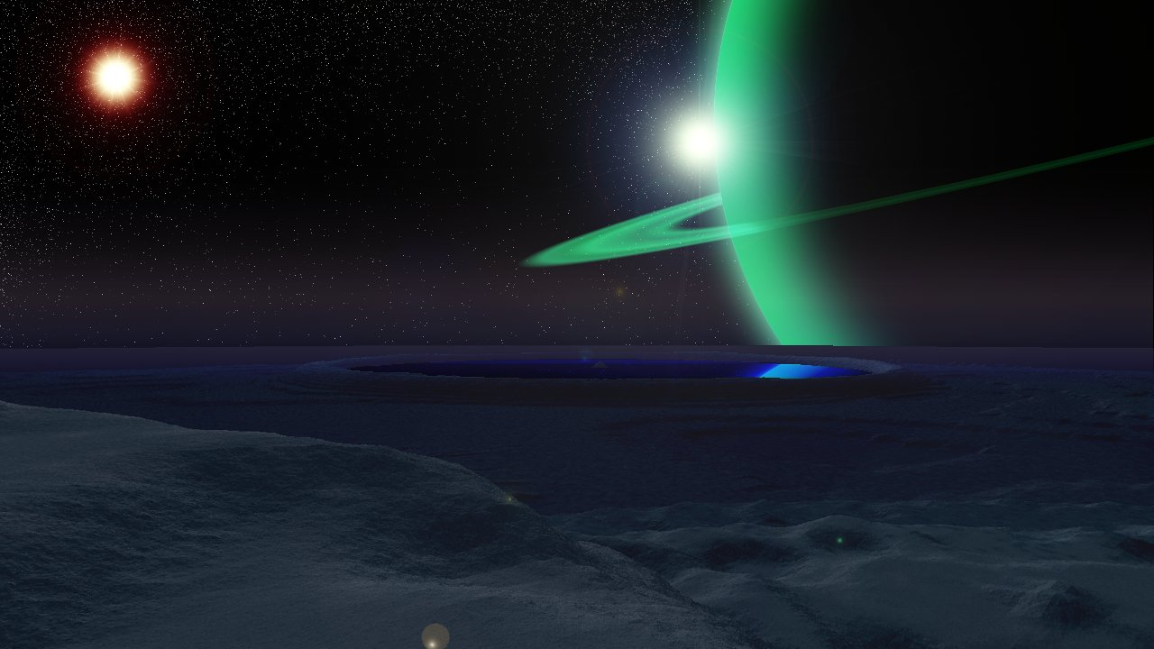 real images of distant planets -#main
